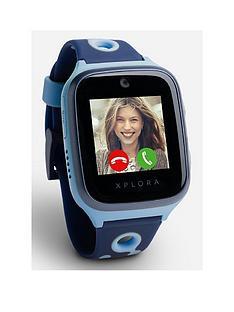 xplora-x4-watch-phone-blue