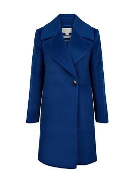monsoon-monsoon-eliza-textured-coat-blue