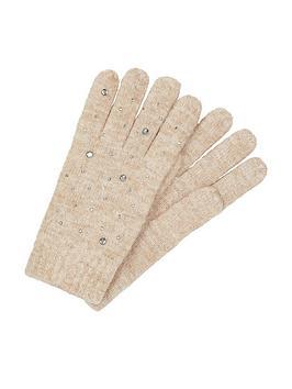 monsoon-georgia-heat-seal-knitted-gloves-oatmeal