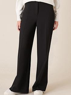 monsoon-monsoon-tailored-wide-leg-trouser-black