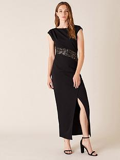 monsoon-olive-slevesless-sequin-maxi-dress-black