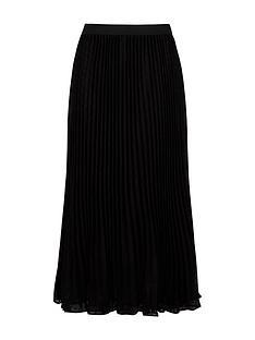 monsoon-pleated-dobby-spot-skirt