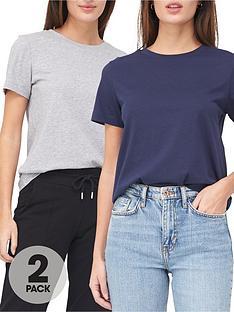 v-by-very-2-pack-basic-crew-neck-t-shirts-navygrey