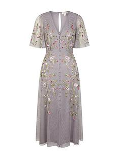 monsoon-natalia-embellished-tea-dress-grey