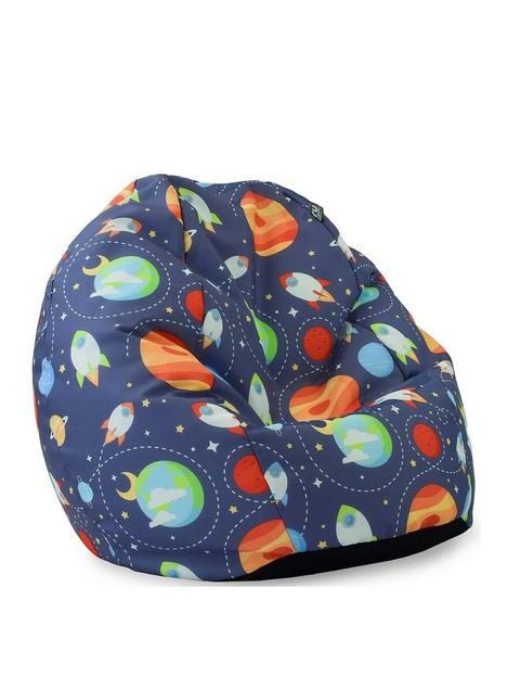 rucomfy-outer-space-classic-bean-bag