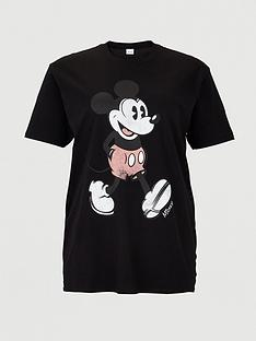 disney-mickey-mouse-t-shirt-black