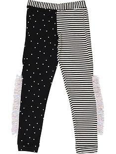wauw-capow-by-bang-bang-copenhagen-girls-stripe-amp-spot-frill-leggings-whiteblack