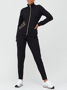 emporio-armani-zip-up-tracksuit-black