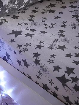 silentnight-stars-brushed-cotton-fitted-sheetnbsp