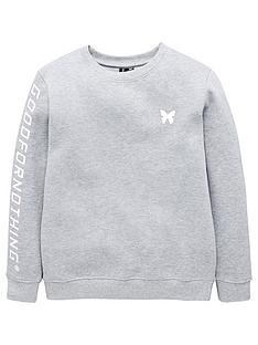 good-for-nothing-boys-large-logo-overhead-sweat-grey