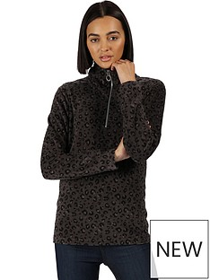 regatta-leela-fleece-top-leopard-printnbsp