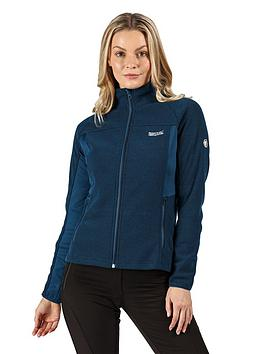 regatta-highton-full-zip-top-bluenbsp
