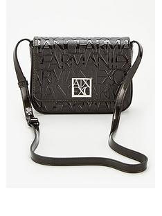 armani-exchange-small-shoulder-strap-bag-black