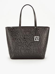 armani-exchange-shopper-bag-black