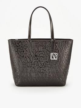 armani-exchange-shopper-bag-black