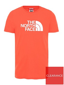 the-north-face-easy-t-shirt-red