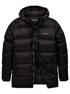 good-for-nothing-boys-murran-long-line-padded-jacket-black