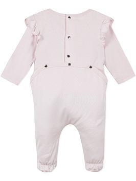 kenzo-baby-girls-tiger-ruffle-jersey-babygrow-pink