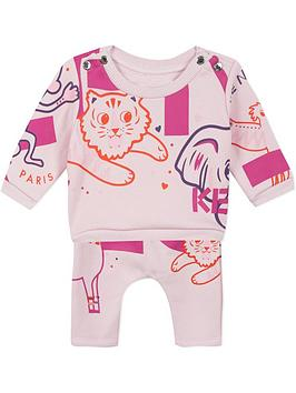 kenzo-baby-girls-sweat-amp-jogger-outfit-pink