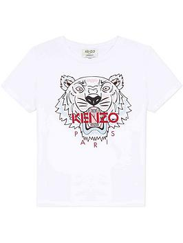 kenzo-girls-short-sleeve-tiger-print-t-shirt-white