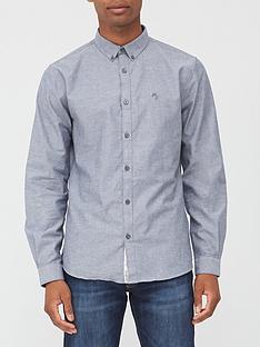 river-island-long-sleeve-oxford-shirt-light-greynbsp