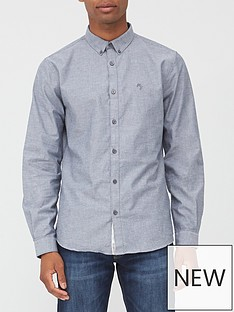 river-island-ls-oxford-shirt