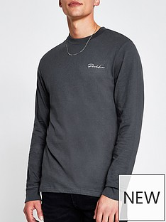 river-island-prolific-logo-long-sleeve-t-shirt-grey