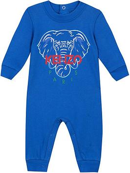 kenzo-baby-boys-embroidered-elephant-all-in-one--nbspblue