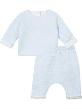 absorba-baby-boys-reversible-quilted-top-jogger