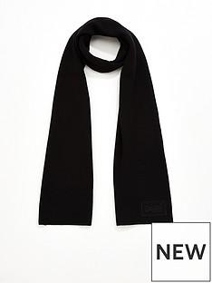 superdry-orange-label-scarf-black