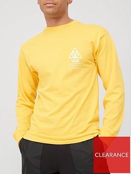 vans-66-supply-long-sleeve-t-shirt-yellow