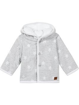 absorba-baby-hooded-star-print-pram-jacket