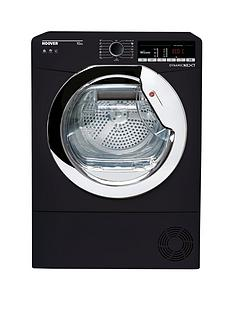hoover-dynamic-next-dxoc10tceb-10kg-load-aquavision-condenser-tumble-dryer-with-one-touch-blackchrome
