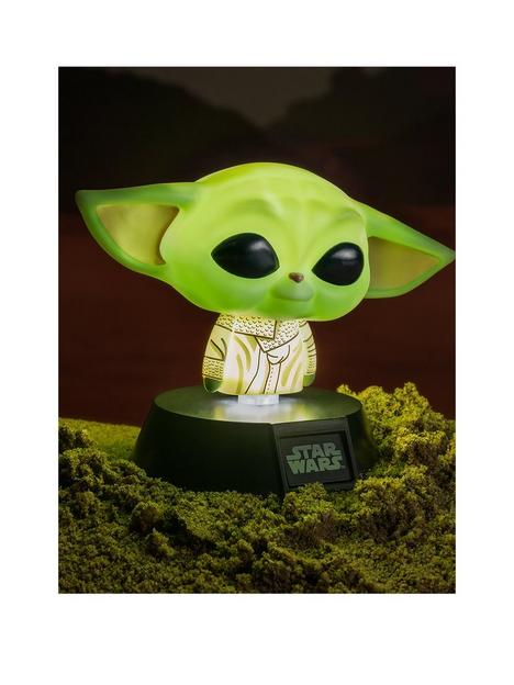 star-wars-mandalorian-the-child-baby-yoda-star-wars-icon-light