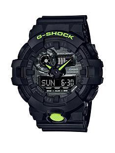 casio-casio-g-shock-led-light-black-dial-black-silicone-strap-mens-watch