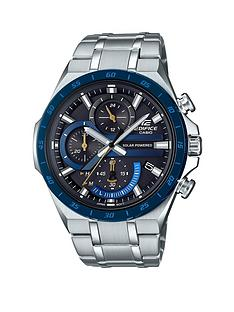 casio-casio-edifice-black-and-blue-detail-chronograph-dial-stainless-steel-bracelet-mens-watch
