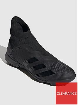 adidas-predator-laceless-203-astro-turf-football-boots-black