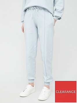 v-by-very-seam-detail-oversized-joggers-light-blue