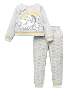 winnie-the-pooh-kids-unisexnbsp2-piece-tracksuit-grey