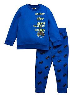 batman-boys-batman-2-piece-sweat-and-jogger-set-blue