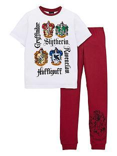 harry-potter-unisex-harry-potter-houses-short-sleeve-pjs