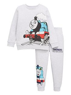 thomas-friends-boys-thomas-the-tank-engine-two-piece-sweat-and-jogger-set-grey