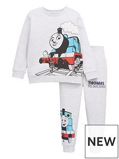 thomas-friends-boys-thomas-the-tank-engine-two-piece-sweat-and-jogger-set-grey