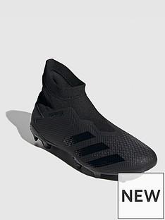 adidas-predator-laceless-203-firm-ground-football-boots-black