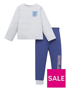 england-boysnbsplong-sleeve-pjs-grey-blue