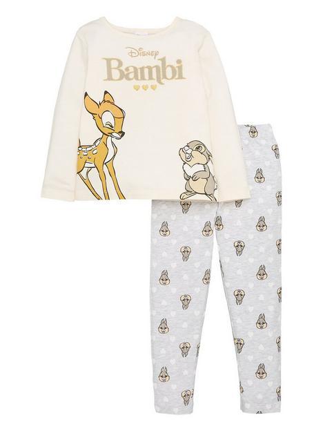 bambi-girls-disney-bambi-and-thumper-2-piece-long-sleeve-top-and-legging