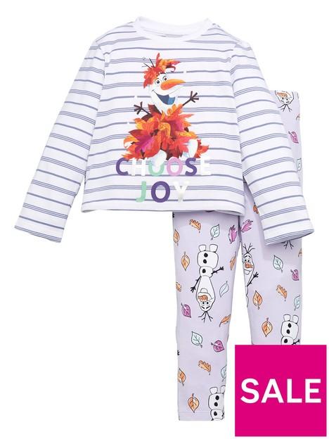disney-frozen-girls-disney-frozen-2-piece-olaf-stripe-t-shirt-and-legging-set-multi
