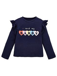 mini-v-by-very-girls-i-love-daddy-t-shirt-navy