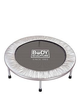 Body Sculpture Foldable Aerobic Trampoline - 36 Inch