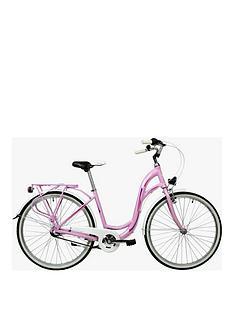 monteria-monteria-milano-ladies-26-nexus-17-inch-pink